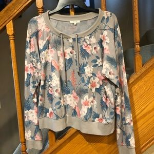 Maurices lightweight pull over.